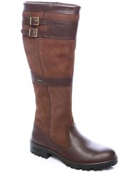 Dubarry - Longford Leather Boots - Lyst