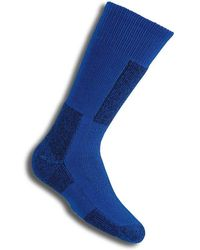 Thorlo Ks Kids Unisex Snowboard Socks - Blue