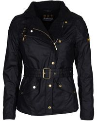 Barbour - Wheelstand Waxed Jacket - Lyst