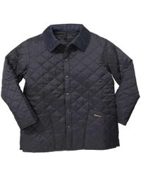 Barbour Liddesdale Quilted Jacket - Blue