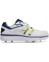 New Balance - 4040v3 Cricket Shoe - Lyst