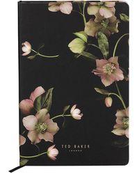Ted Baker A5 Notebook - Black