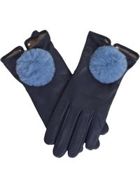 Ted Baker - Nacy Leather Gloves - Lyst