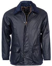 Barbour Bedale Jacket - Blue