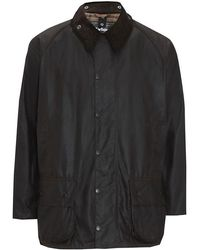 Barbour - Beaufort Waxed Jacket - Lyst