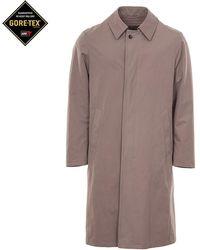 Bugatti - Waterproof Gore-tex Full Length Raincoat - Lyst