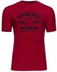 Raging Bull - Union Craft T-shirt - Lyst