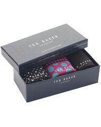 Ted Baker - Covent Multi Sock Pack - Lyst
