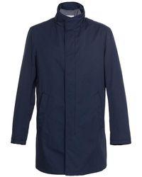 Bugatti Raincoat - Blue
