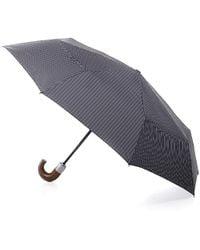 Fulton Chelsea-2 Folding Umbrella - Gray