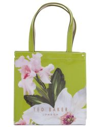 Ted Baker Loivcon Chatsworth Small Icon Bag - Green