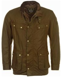 Barbour - Duke Wax Jacket - Lyst