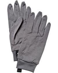 Hestra - Merino Wool Glove Liner - Lyst