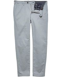 Ted Baker Procor Slim Fit Chinos - Gray