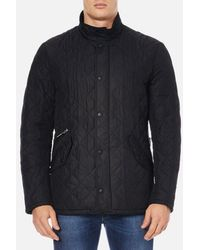 Barbour - Men's Chelsea Sportsquilt Coat - Lyst