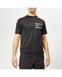 Satisfy Light Short Sleeve T-shirt - Black
