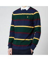 Polo Ralph Lauren Long Sleeve Shirt - Green