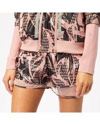 adidas By Stella McCartney Run M20 Shorts - Pink