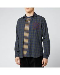 Oliver Spencer - New York Special Shirt Green - Lyst