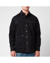 Tom Wood Coby Shirt - Black