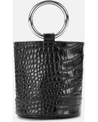 Simon Miller Bonsai 15 Bucket Bag - Black