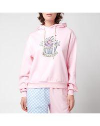 Olivia Rubin Laurel 'sugar High' Hoodie - Pink