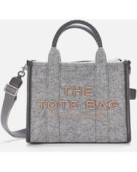 Marc Jacobs The Felt Flannel Tote Bag - Multicolour