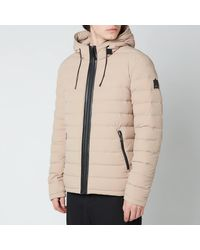 Mackage Mike Lightweight Down Jacket - Natural