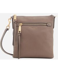 Marc Jacobs - Women's North South Cross Body Bag - Lyst