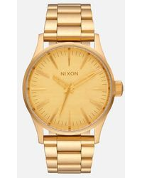 Nixon - The Sentry 38 Ss Watch - Lyst