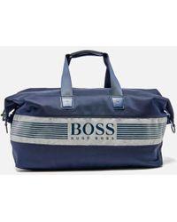 BOSS Green - Men's Pixel J Holdall Bag - Lyst