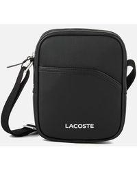 Lacoste - Men's Vertical Camera Bag - Lyst