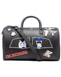Karl Lagerfeld - Women's K/jet Weekender Bag - Lyst