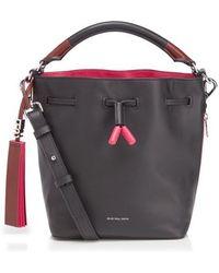 PS by Paul Smith - Women's Leather Mini Bucket Bag - Lyst