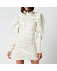 ROTATE BIRGER CHRISTENSEN Kim Dress - White