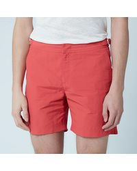 Orlebar Brown Bulldog Swim Shorts - Pink