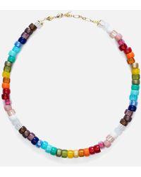 Anni Lu Big Nuanua Necklace - Multicolour