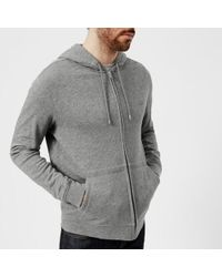 Lacoste - Men's Zipped Hoody - Lyst