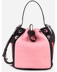 KENZO - Women's Kanvas Bucket Bag - Lyst