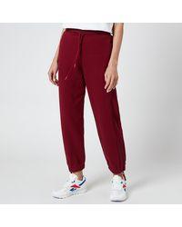 Reebok X Victoria Beckham Rbk Vb Sweatpants - Red