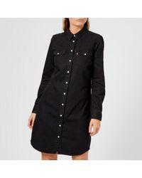 Levi's - Women's Ultimate Western Dress - Lyst