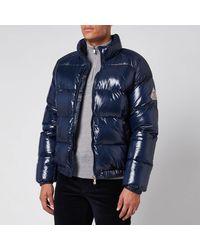 Pyrenex Vintage Mythic Puffer Jacket - Blue
