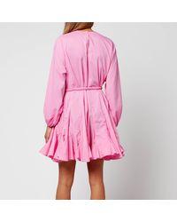 RHODE Ella Dress - Pink