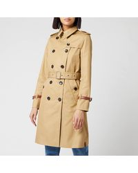COACH Icon Trench - Green