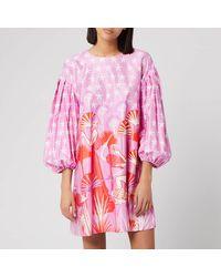 Stine Goya Francis Dress - Pink