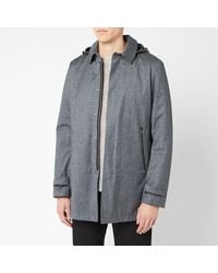 Herno Laminor Raincoat - Gray