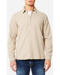 Folk - Men's Basic Shirt - Lyst