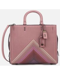 COACH - 1941 Women's Rogue Bag Quilted - Lyst