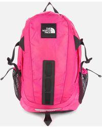 The North Face Hot Shot Se Backpack - Pink