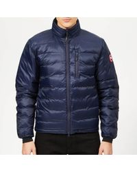 950613ea5 Lodge Jacket - Blue